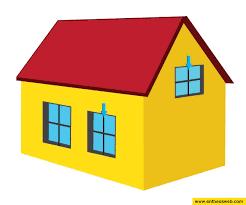 Resultado de imagem para desenho casa