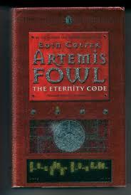 colfer eoin artemis fowl the eternity code