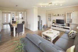 Wohnzimmer Buro Esszimmer Auf Kleinen Raum