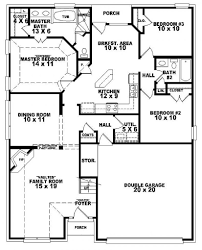 Small Four Bedroom House Plans Bedroom Extraordinary Small 4 Bedroom House Plans 12 Fashionable