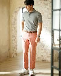 婚活でモテる30代男性の服装はシンプル清潔メンズ夏ファッション2019