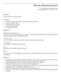 Resume Template Open Office Medium Size Of Open Office Resume Writer