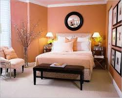 Brown And Orange Bedroom Ideas Awesome Design Ideas