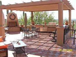 Small Outdoor Kitchen Designs Small Outdoor Kitchen Gazebo Pergola Ideas Built In Bbq Grill