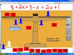 hands on equation lesson 5 example 3