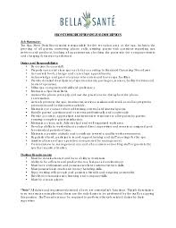 resume for receptionist front desk company profile sample for resume for receptionist front desk