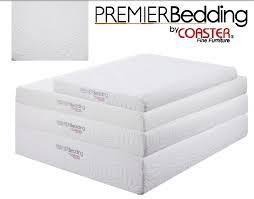 mattress 12 inch. premier bedding 12 inch memory foam queen size mattress by coaster - 350065q