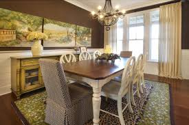 Countryrustic Country Dining Room By Susan Fredman Captivating - Formal farmhouse dining room ideas