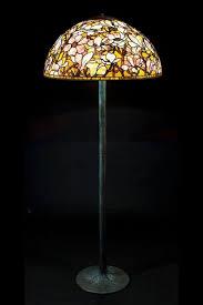 Lobby Lamp Vloerlamp Staande Lamp Portiek Lamp Replica Tiffany Tiffany Lamp Office Lamp Op Maat Gemaakte Glazen Gebrandschilderd Glas Lamp