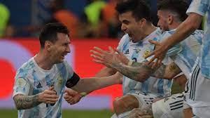 رسميًا.. منتخب الأرجنتين بطلًا لـ كوبا أمريكا للمرة 15 علي حساب البرازيل
