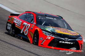 Martin Truex Jr Furniture Row Racing Toyota at Texas