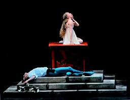 Romeo And Juliet Death Scene The Many Deaths Of Romeo And Juliet