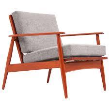 single danish modern teak lounge chair 4 mid century modern teak danish and modern