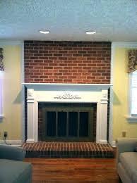 white mantels fireplace regarding white mantel fireplace design white brick fireplace with rustic mantle