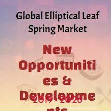 Global Elliptical Leaf Spring Market Growth Ratio Analysis
