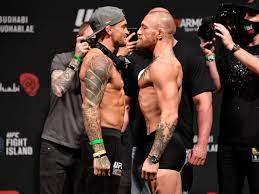 UFC 257: Dustin Poirier bringt Conor McGregor zu Fall - MMA-Star lässt  Zukunft offen
