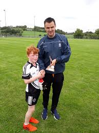 """Oram Sarsfields GAA on Twitter: """"Dillion Watters @Oramgfc Oram & Adam  Treanor @EmyvaleGAA receiving the Liam Stirrat awards for most skillfull  players today in u11 finals in @Oramgfc @monaghangaa…  https://t.co/1lrqyJOVUQ"""""""