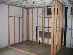 adding a basement bathroom. Basement Bathroom Gets Framed Our Remodels Weblog - Framing A Adding
