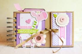 Baby Albums Ideas Whimsical For A One Of Kind Photo Album Creative