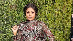 Taraji P. Henson's Dress At Emmys — Stuns In Floral Dress ...