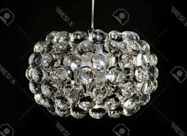 crystal chandelier crystal ball chandelier disco with big