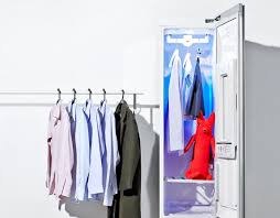 lg dry cleaner. Plain Cleaner LG Styler Review Is This Steaming And Drycleaning Cabinet Worth Its  2999 Price Tag  Her World Throughout Lg Dry Cleaner S