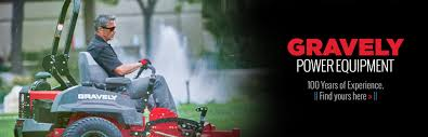 gravely power equipment 100 years of experience