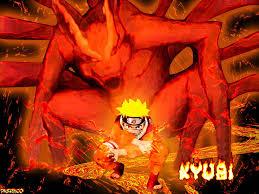 Naruto Kyuubi Mode - Wallpaper and Scan ...