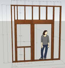 Astounding Rough Opening Size For 36 Prehung Door Photos - Ideas ...