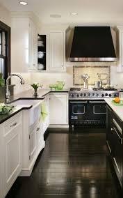 kitchen ideas white cabinets black appliances. 78 Most Essential Brown Cabinets With Black Appliances Kitchen Color Inside White Idea 19 Ideas