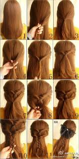 cool easy updos for hair cool easy hairstyles for hair hair style and color for