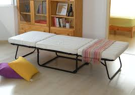 Convertable Beds Twin Bed Folds Into Ottoman Stools Chairs Seat And Ottoman