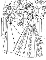 Small Picture Frozen Queen Elsa Coloring Pages Coloring Sky
