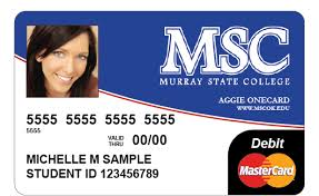 College Murray Id Card State