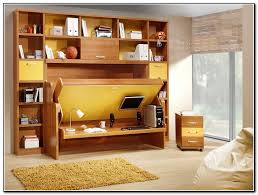 Murphy Bed Desk Combo Inspiring Wall Bed Desk Combo 76 About