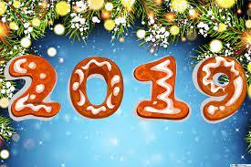 2019 Happy new year HD wallpaper download