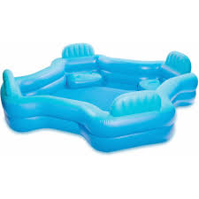 inflatable pool furniture. Lovely Walmart Pool Chairs Intex Swim Center Family Lounge Inflatable Furniture M