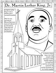 Small Picture A collection of activities for Martin Luther King Jr Day color