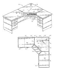 ... Collection in Computer Desk Plans Stunning Office Decorating Ideas with  Desk Design Ideas White Wallpaper Computer ...