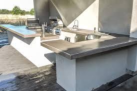 modern outdoor kitchen sacramento