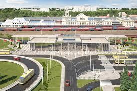 План Брестского автовокзала удостоен диплома i степени на  xii Национальный фестиваль архитектуры в Минске имел открытый характер а значит международный масштаб В столицу Беларуси приехали успешные архитекторы