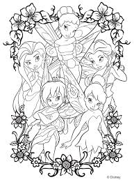 Small Picture TinkerBell Coloring Pages Coloring Kids