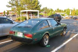 OLD PARKED CARS.: 1980 Toyota Celica Liftback.