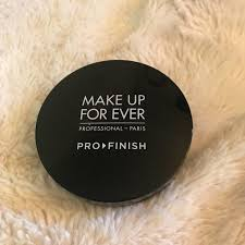 makeup forever pro finish powder foundation