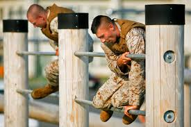u s department of defense photo essay u s marine corps lance corporals zachary h lama right and shawn r