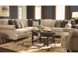 Bernhardt Living Room Brae Sectional Furniture Fair