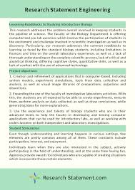 Research Problem Statement Examples Dissertation Proposal Problem Statement How To Write A