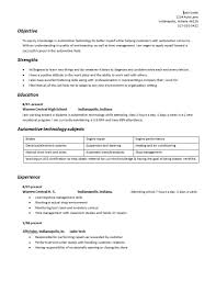 What A Good Resume Should Look Like Resume For Your Job Application