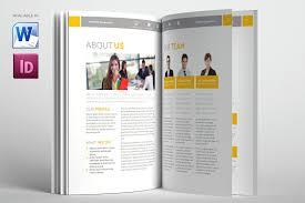 Jogja Simple Proposal Template ~ Stationery Templates ~ Creative Market