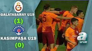 Galatasaray U19 1 - 0 Kasımpaşa U19 MAÇ ÖZETİ (Süper Lig U19 Gelişim Ligi  Yarı Final Maçı) - YouTube